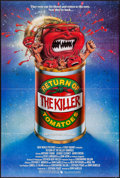 "Movie Posters:Comedy, Return of the Killer Tomatoes (New World, 1988). One Sheet (27"" X 40""). Comedy.. ..."