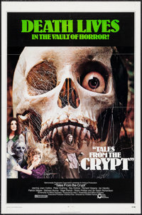 """Tales from the Crypt (Cinerama Releasing, 1972). One Sheet (27"""" X 41""""). Horror"""