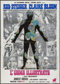 "Movie Posters:Science Fiction, The Illustrated Man (Warner Brothers, 1969). Italian 2 - Foglio(39.25"" X 55""). Science Fiction.. ..."
