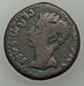 Ancients:Roman Provincial , Ancients: Augustus (27 BC-AD 14). AE as (9.76 gm)....