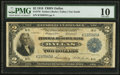 Fr. 776 $2 1918 Federal Reserve Bank Note PMG Very Good 10