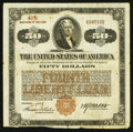 Miscellaneous:Other, Fourth Liberty Loan 4 1/4% Gold Bond of 1933-38 $50 Oct. 24, 1918. ...