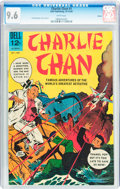 Silver Age (1956-1969):Mystery, Charlie Chan #1 Boston pedigree (Dell, 1965) CGC NM+ 9.6 Whitepages....