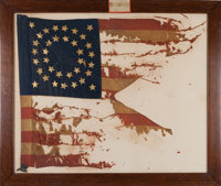 Guidon Carried At Appomattox Court House