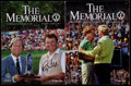 "Golf Collectibles:Autographs, Jack Nicklaus, Tom Watson and Ray Floyd Signed ""The Memorial""Programs (2)...."