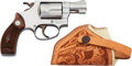 Handguns:Double Action Revolver, Boxed Smith & Wesson Model 60 Double Action Revolver....