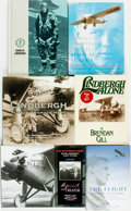 Books:Biography & Memoir, [Charles A. Lindbergh, subject]. Group of Six Titles. Various publishers and dates.... (Total: 6 Items)