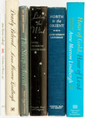 Books:Biography & Memoir, Anne Morrow Lindbergh. Group of Six Books, Five of Which are First Editions. Harcourt, [various dates].... (Total: 6 Items)