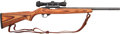 Long Guns:Semiautomatic, Ruger Model 10/22 Semi-Automatic Carbine With Leupold 4X RF SpecialScope....