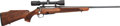 Long Guns:Bolt Action, Tikka M658 RH Bolt Action Sporting Rifle With Bushnell Scope....