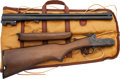 Shotgun:Single Shot, Savage Model 24C Series R Combination Gun. ...