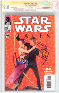 Modern Age (1980-Present):Science Fiction, Star Wars Tales #15 Photo Cover Variant - Celebrity AuthenticsEdition - Signature Series (Dark Horse, 2003) CGC NM/MT 9.8 Whi...