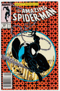 Modern Age (1980-Present):Superhero, The Amazing Spider-Man #300 (Marvel, 1988) Condition: VF-....