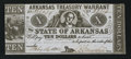 Obsoletes By State:Arkansas, (Little Rock), AR- State of Arkansas $10 Feb. 16, 1865 Cr. 56C. ...