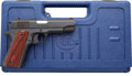 Handguns:Semiautomatic Pistol, Cased Colt Commander Model Series 80 Semi-Automatic Pistol....