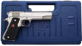 Handguns:Semiautomatic Pistol, Cased Colt Government Model Delta Elite Semi-Automatic Pistol....