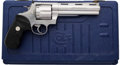 Handguns:Double Action Revolver, Cased Colt Anaconda Double Action Revolver....