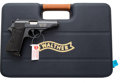 Handguns:Semiautomatic Pistol, Cased Walther Limited Edition Model PP Semi-Automatic Pistol....
