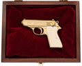Handguns:Semiautomatic Pistol, Cased 75th Anniversary Walther PPK/S Model Semi-Automatic Pistol....