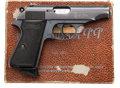 Handguns:Semiautomatic Pistol, Boxed Walther Model PP Semi-Automatic Pistol....