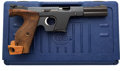 Handguns:Semiautomatic Pistol, Cased Walther OSP Model Semi-Automatic Pistol....
