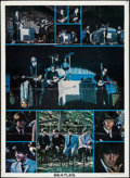"""Movie Posters:Rock and Roll, The Beatles (One Stop Posters, 1976). Commercial Poster (41.75"""" X57.75""""). Rock and Roll.. ..."""
