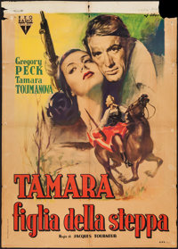 "Days of Glory (RKO, 1948). First Post-War Release Italian 2 - Foglio (39.25"" X 55""). War"