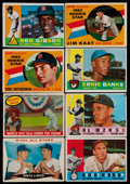 Baseball Cards:Lots, 1959 and 1960 Topps Baseball Collection (330). ...