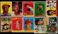 Baseball Cards:Lots, 1955 to 1958 Topps Baseball Collection (227)....