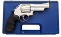 Handguns:Double Action Revolver, Cased Smith & Wesson Model 57 Texas Peace Officer Double Action Revolver....