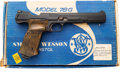 Handguns:Other, Boxed Smith & Wesson Model 78G Semi-Automatic Pistol....