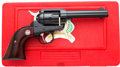 Handguns:Single Action Revolver, Boxed Ruger New Model Single-Six Convertible Revolver....