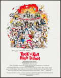 """Movie Posters:Rock and Roll, Rock 'n' Roll High School (New World, 1979). Special Poster (17"""" X22""""). Rock and Roll.. ..."""