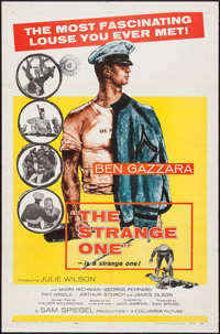 """The Strange One (Columbia, 1957). One Sheets (5) (27"""" X 41""""). Drama. ... (Total: 5 Items)"""