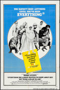 Movie Posters:Comedy, Everything You Always Wanted to Know About Sex, But Were Afraid toAsk & Other Lot (United Artists, 1972). One Sheets (2) (2...(Total: 2 Items)