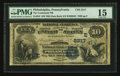 National Bank Notes:Pennsylvania, Philadelphia, PA - $10 1882 Date Back Fr. 542 The Centennial NB Ch.# (E)2317. ...