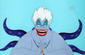 Animation Art:Production Cel, The Little Mermaid Ursula Production Cel (Walt Disney,1989)....