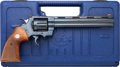 Handguns:Double Action Revolver, Boxed Colt Python Double Action Revolver....