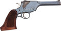 Handguns:Target / Single Shot Pistol, Harrington & Richardson U.S.R.A. Model Single Shot Pistol....