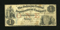 Obsoletes By State:Iowa, Dubuque, IA- Dubuque Central Improvement Company $1 Dec. 15, 1857. ...