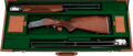 Long Guns:Other, Cased Valmet Model 412 Over and Under Double Rifle Two Barrel Set. ...