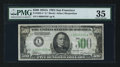 Small Size:Federal Reserve Notes, Fr. 2202-L* $500 1934A Mule Federal Reserve Note. PMG Choice Very Fine 35.. ...