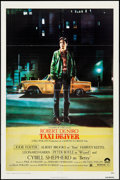 "Movie Posters:Crime, Taxi Driver (Columbia, 1976). One Sheet (27"" X 41""), Mini LobbyCards (2) (8"" X 10""), and Cut Pressbook (18 Pages, 11"" X 17""...(Total: 4 Items)"