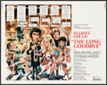 """Movie Posters:Crime, The Long Goodbye (United Artists, 1973). Half Sheet (22"""" X 28"""")Style C, Mini Lobby Cards (2), & Photo (8"""" X 10"""") . Crime.. ...(Total: 4 Items)"""