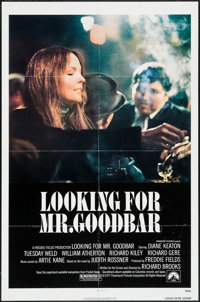 "Looking for Mr. Goodbar & Others Lot (Paramount, 1977). One Sheets (4) (27"" X 41"") & Mini Lobb..."