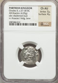 Ancients:Oriental, Ancients: Orodes II (57-38 BC). AR drachm (4.05 gm)....