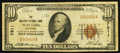 National Bank Notes:Oklahoma, Walters, OK - $10 1929 Ty. 1 The Walters NB Ch. # 7811. ...