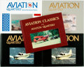 Books:Periodicals, [Periodical, Aviation]. Group of Five Editions of Aviation Quarterly. Dallas: Aviation Quarterly, [various dates].... (Total: 5 Items)
