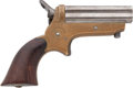 Handguns:Derringer, Palm, Sharps Model 1C Four-Shot Pepperbox....