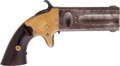 Handguns:Derringer, Palm, American Arms Co. Double Barrel Derringer....